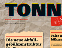 Newsletter – TONNE