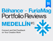 Behance Portfolio Reviews Medellín #1