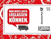 Personalised Stamp – Enstsorgung Kommunal
