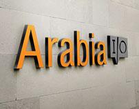 Arabia I/O Logo Redesign