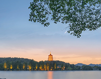 Hangzhou,West Lack,Leifeng tower