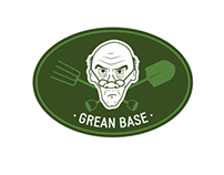 Grean Base Logo