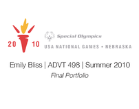 Special Olympics National Games 2010