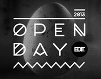 EDIT OPEN DAY ´13