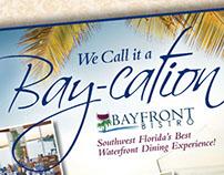 Advertising  /  Bayfront Bistro