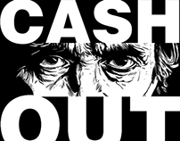 CASHOUT - Comic Book Anthology (cover and excerpt)