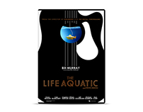 The Life Aquatic Minimalist Redesign