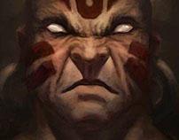 Dhalsim: Street Fighter