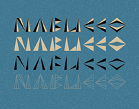 Nabucco Layering Font