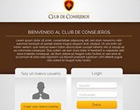 Lozano Travel - Propuesta Sitio Club de Consejeros
