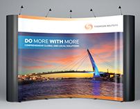 Trade Show Graphics - Thomson Reuters
