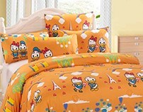 Disney Cuties Bedding FH13