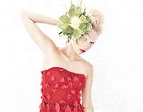 Fall Blooming For Factice Magazine