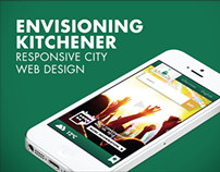City Of Kitchener Web Redesign