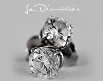 // La Diamanteria website // www.ladiamanteria.com