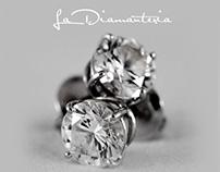 // La Diamanteria website // www.ladiamanteria.com