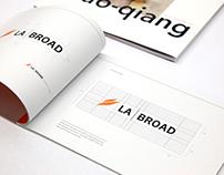 LA Broad Branding