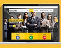 Varaltung Corporate Website