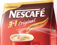 NESCAFÉ 3-IN-1 Original Campaign
