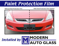 Modern Auto Glass Dealship Posters