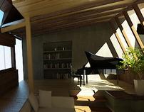 Green Concept Interior
