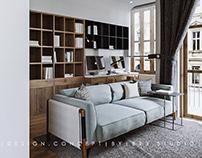 Office plus Bedroom
