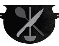 The Cauldron Kitchen Logo