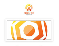Secure Solutions Logo Template