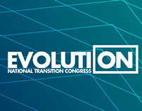 EVOLUTION Guayaquil National Congress // Brand