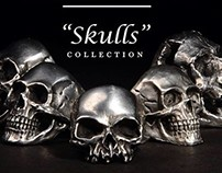 Fourspeed Skull Rings Collections Part One