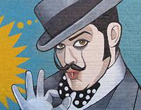 Hawthorne Mural
