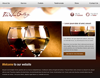 Website / Web Interface Designs