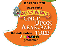 Bak-Bak Tree | Karadi Rhymes Musical