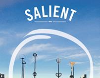 Salient Magazine Covers 2013