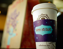 The Coffee Bean 2013 Holiday Campaign