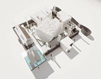 Wen An Urban Planning Exhibition Center - Proposal
