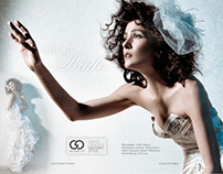 Grace Ormonde/Wedding Style Magazine