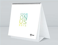 FOCUS ON US 2016 CALENDARIO ENEL