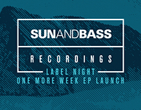 SUNANDBASS Label Night London #1