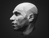 Goldie - Low poly