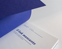 Il link mancante - Master Thesis Project