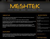 MeshTek Redesign
