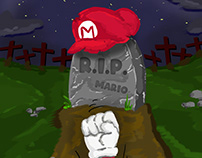 Nintendo Halloween Competition