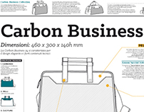Carbon Business 24h Infographic