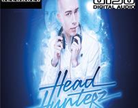 Cover of a new Head Hunterz album