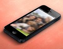 TapaTalk iPhone Concept Design