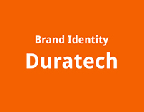 Duratech - Brand Identity
