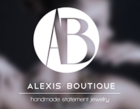 Alexis Boutique | Visual Identity