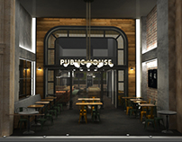 Public House Restaurant/Bar for Otto Group