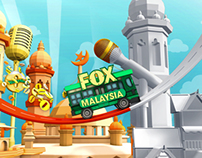 FOX INTERNATIONAL CHANNEL / CHANNEL IMAGE PROMO